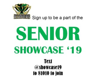 Senior Showcase Oct16 Meeting Flyer